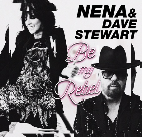 Videopremiere: NENA & Dave Stewart - Be my rebel